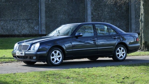 2002 Mercedes-Benz E240 Elegance For Sale (picture 12 of 95)