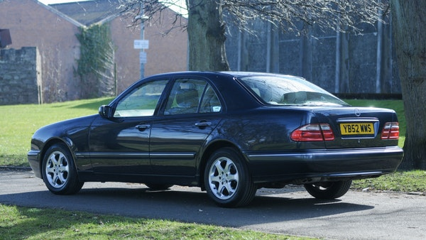 2002 Mercedes-Benz E240 Elegance For Sale (picture 14 of 95)