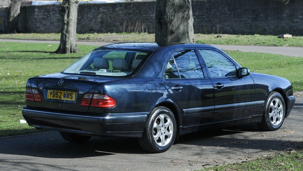 2002 Mercedes-Benz E240 Elegance For Sale (picture 6 of 95)