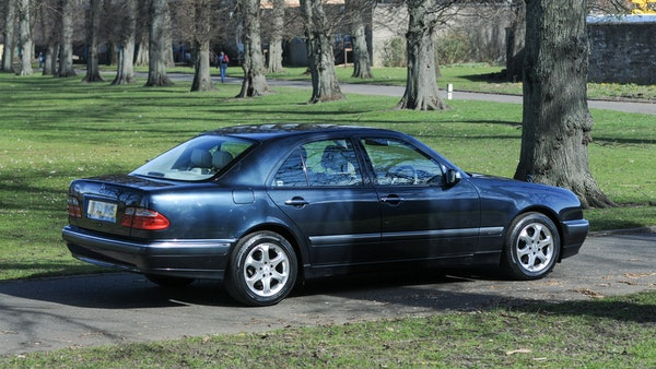 2002 Mercedes-Benz E240 Elegance For Sale (picture 7 of 95)