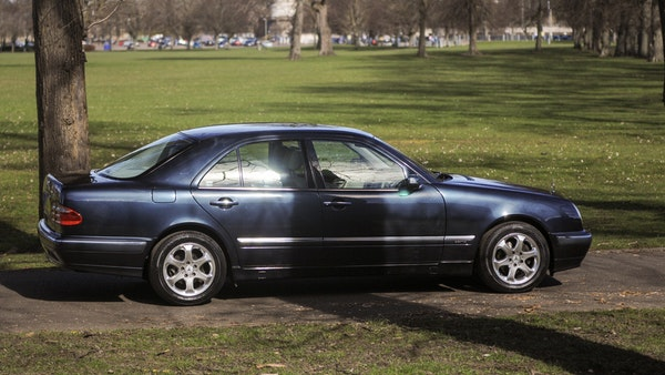 2002 Mercedes-Benz E240 Elegance For Sale (picture 11 of 95)