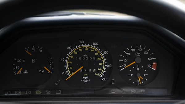 1993 Mercedes-Benz E320 Cabriolet For Sale (picture 23 of 156)