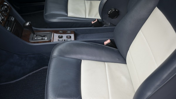 1993 Mercedes-Benz E320 Cabriolet For Sale (picture 44 of 156)