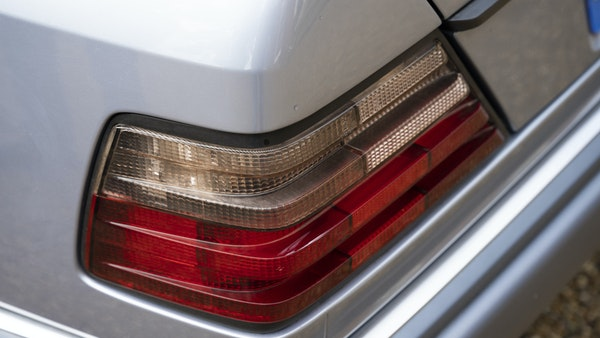 1993 Mercedes-Benz E320 Cabriolet For Sale (picture 120 of 156)