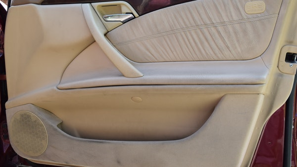 RESERVE LOWERED -1999 Mercedes-Benz E320 CDi Elegance For Sale (picture 45 of 105)