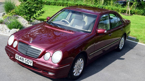 RESERVE LOWERED -1999 Mercedes-Benz E320 CDi Elegance For Sale (picture 5 of 105)