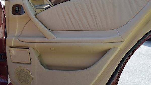 RESERVE LOWERED -1999 Mercedes-Benz E320 CDi Elegance For Sale (picture 46 of 105)