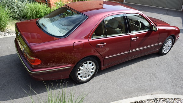 RESERVE LOWERED -1999 Mercedes-Benz E320 CDi Elegance For Sale (picture 11 of 105)