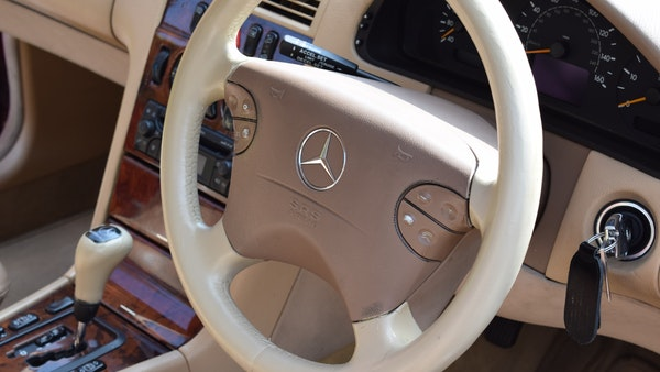 RESERVE LOWERED -1999 Mercedes-Benz E320 CDi Elegance For Sale (picture 19 of 105)