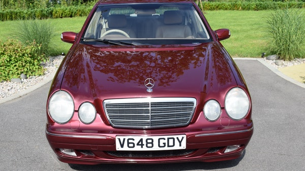 RESERVE LOWERED -1999 Mercedes-Benz E320 CDi Elegance For Sale (picture 4 of 105)