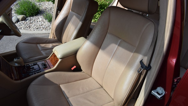 RESERVE LOWERED -1999 Mercedes-Benz E320 CDi Elegance For Sale (picture 24 of 105)