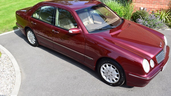 RESERVE LOWERED -1999 Mercedes-Benz E320 CDi Elegance For Sale (picture 13 of 105)