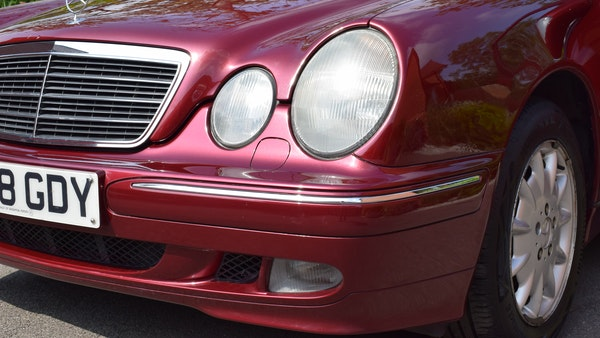 RESERVE LOWERED -1999 Mercedes-Benz E320 CDi Elegance For Sale (picture 71 of 105)