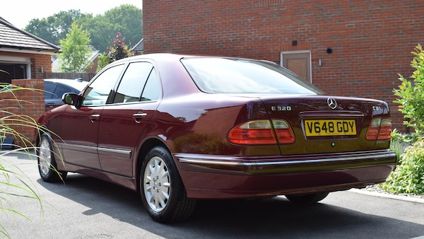 RESERVE LOWERED -1999 Mercedes-Benz E320 CDi Elegance For Sale (picture 8 of 105)