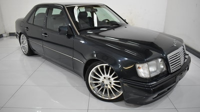 NO RESERVE! - 1996 Mercedes E500