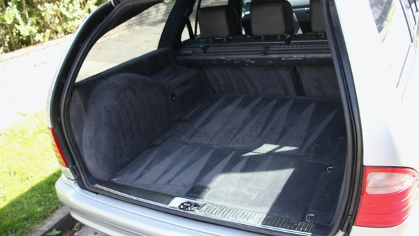 1998 Mercedes-Benz E55 AMG Estate For Sale (picture 83 of 175)