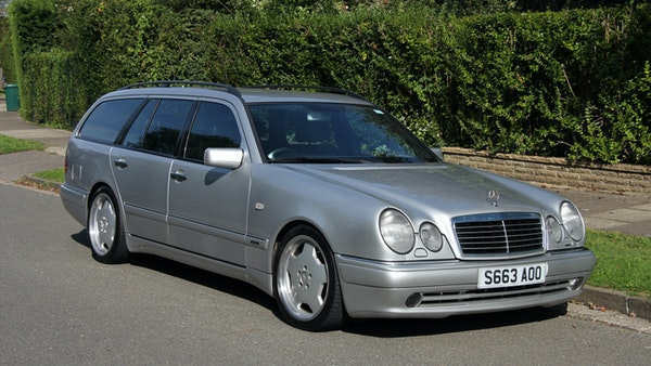 1998 Mercedes-Benz E55 AMG Estate For Sale (picture 12 of 175)
