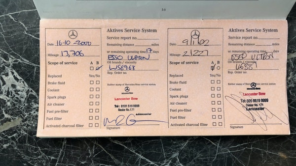 1998 Mercedes-Benz E55 AMG Estate For Sale (picture 149 of 175)