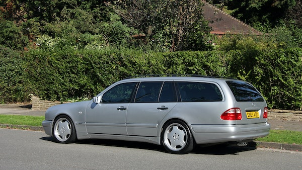 1998 Mercedes-Benz E55 AMG Estate For Sale (picture 9 of 175)