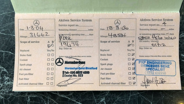 1998 Mercedes-Benz E55 AMG Estate For Sale (picture 150 of 175)