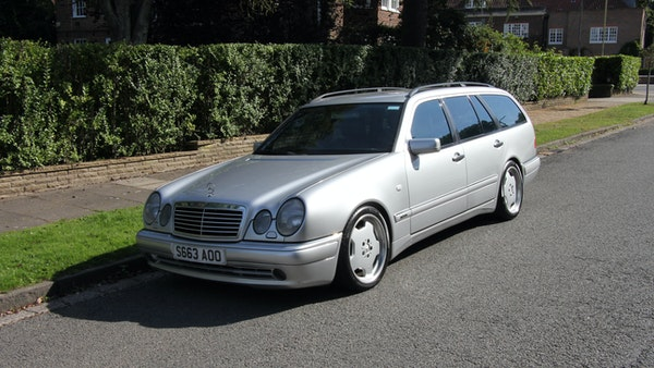 1998 Mercedes-Benz E55 AMG Estate For Sale (picture 3 of 175)