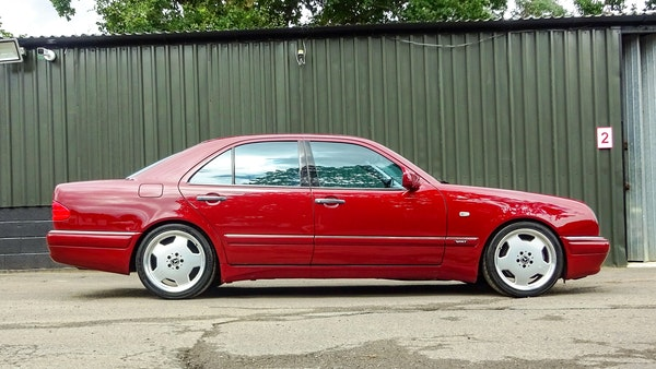 1999 Mercedes E55 AMG For Sale (picture 5 of 130)