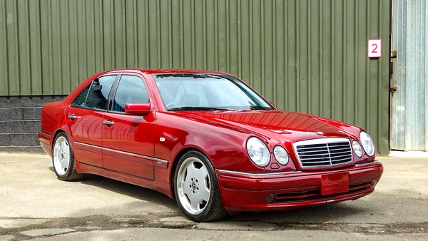 1999 Mercedes E55 AMG For Sale (picture 3 of 130)