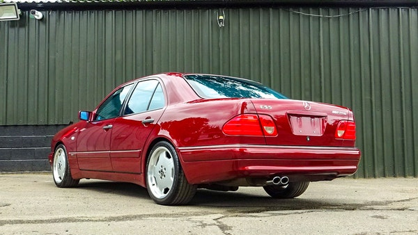 1999 Mercedes E55 AMG For Sale (picture 17 of 130)