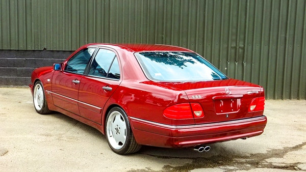 1999 Mercedes E55 AMG For Sale (picture 19 of 130)