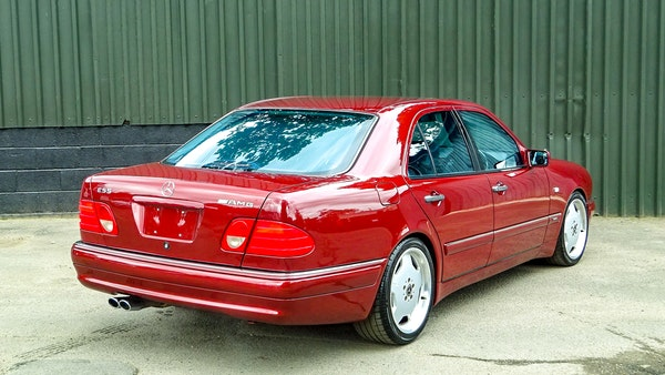 1999 Mercedes E55 AMG For Sale (picture 25 of 130)