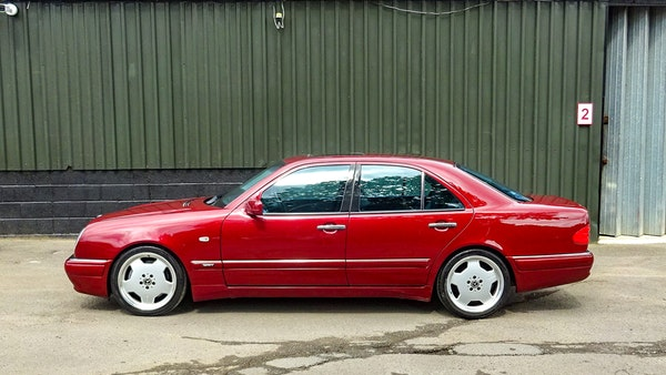 1999 Mercedes E55 AMG For Sale (picture 16 of 130)