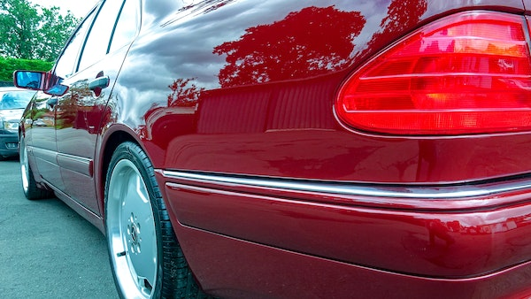 1999 Mercedes E55 AMG For Sale (picture 32 of 130)
