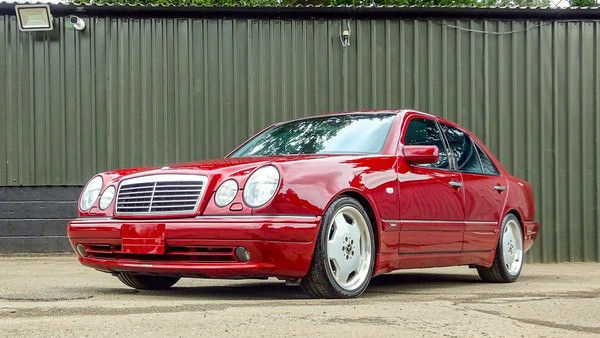 1999 Mercedes E55 AMG For Sale (picture 11 of 130)