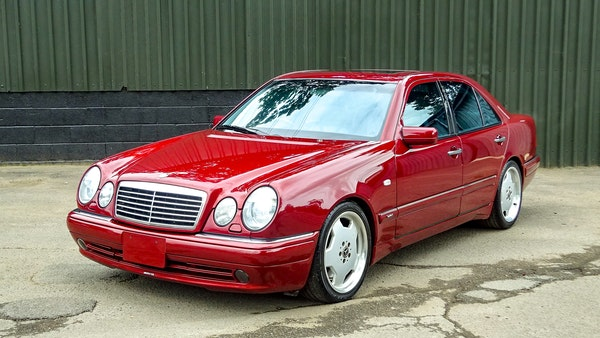 1999 Mercedes E55 AMG For Sale (picture 13 of 130)