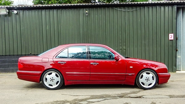 1999 Mercedes E55 AMG For Sale (picture 6 of 130)