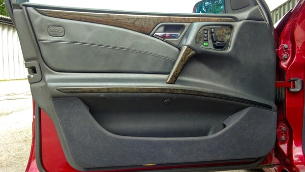 1999 Mercedes E55 AMG For Sale (picture 46 of 130)