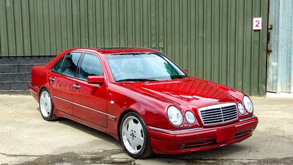 1999 Mercedes E55 AMG For Sale (picture 4 of 130)