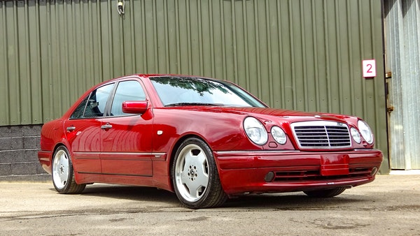 1999 Mercedes E55 AMG For Sale (picture 1 of 130)