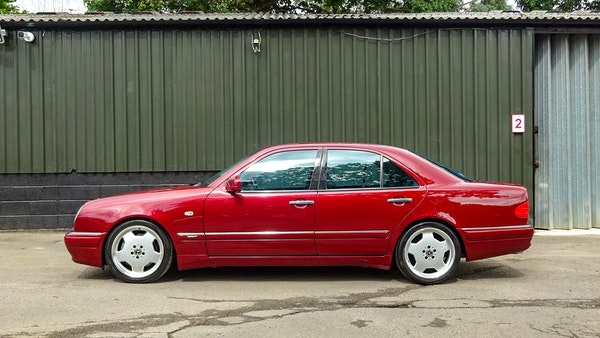 1999 Mercedes E55 AMG For Sale (picture 15 of 130)