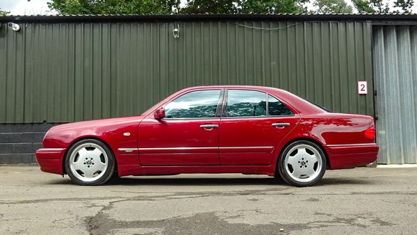 1999 Mercedes E55 AMG For Sale (picture 14 of 130)