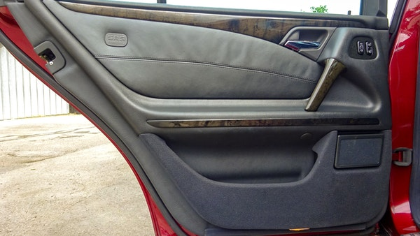 1999 Mercedes E55 AMG For Sale (picture 92 of 130)