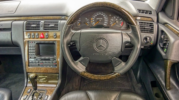 1999 Mercedes E55 AMG For Sale (picture 52 of 130)