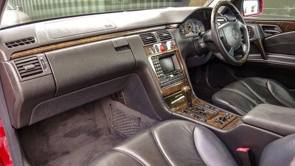 1999 Mercedes E55 AMG For Sale (picture 57 of 130)