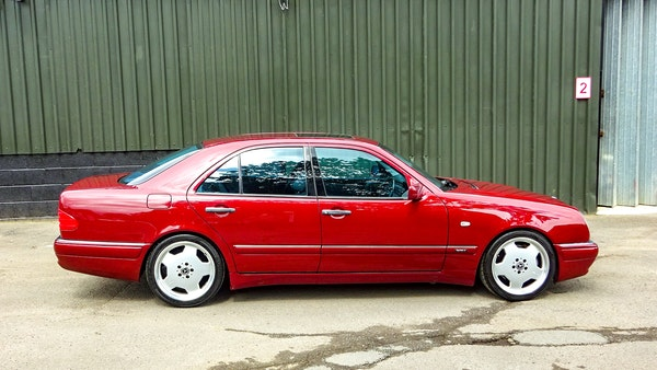 1999 Mercedes E55 AMG For Sale (picture 7 of 130)