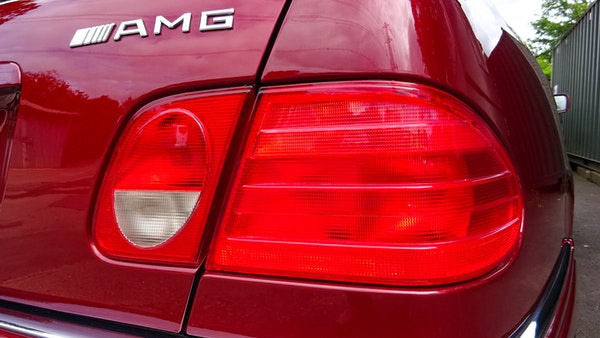 1999 Mercedes E55 AMG For Sale (picture 74 of 130)