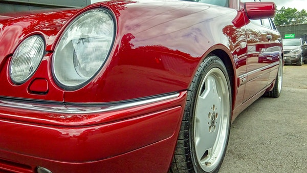 1999 Mercedes E55 AMG For Sale (picture 31 of 130)
