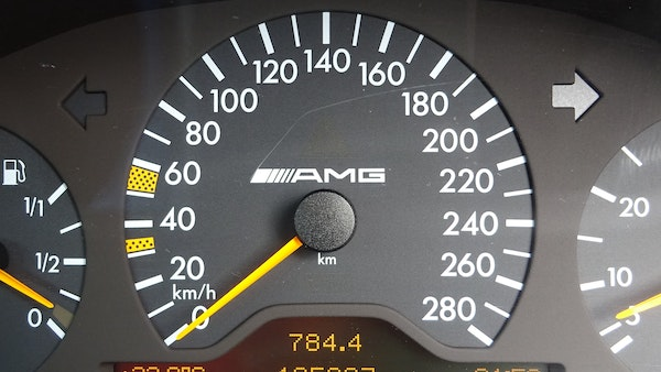 1999 Mercedes E55 AMG For Sale (picture 42 of 130)