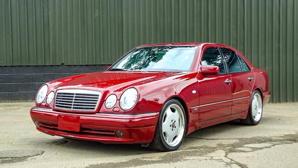 1999 Mercedes E55 AMG For Sale (picture 12 of 130)