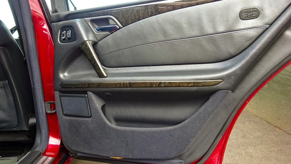 1999 Mercedes E55 AMG For Sale (picture 56 of 130)