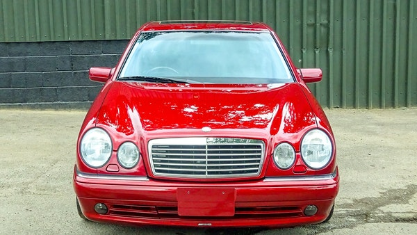 1999 Mercedes E55 AMG For Sale (picture 10 of 130)